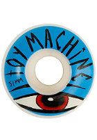 TOY MACHINE Wheels Sect Eye 100a 51mm