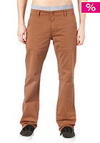 TPDG SUPPLIES CO Bushwick Chino Regular Pant dark brown