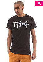 TPDG SUPPLIES CO Logo S/S T-Shirt black