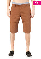 TPDG SUPPLIES CO Melrose Chino Short dark brown
