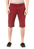 TPDG SUPPLIES CO Melrose Chino Short red wine