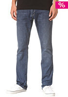 TPDG SUPPLIES CO Nostrand Washed Denim Slim Pant classic blue stone washed