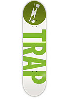 TRAP Big Logo Leaf 7.75 green