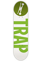 TRAP Big Logo Leaf 8.25 green