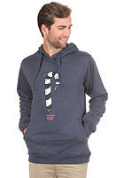TRAP Candy Hooded Sweat heather navy
