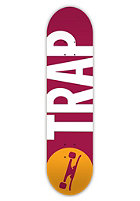 TRAP Classic Big Logo Wine 8.375 one colour