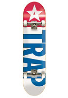 TRAP Complete Big Flag OG 7.5 white