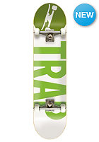 TRAP Complete Big Logo Leaf 7.75 green