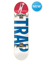 TRAP Complete Big Logo Reverse 7.625 white