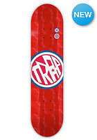TRAP Deck Big Circle 8.125 red