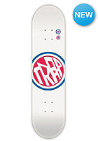 TRAP Deck Big Circle 8.125 white
