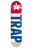 TRAP Deck Big Flag 8.25 white/red/blue