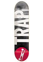 TRAP Deck Big Logo 8.25 grey/red/white
