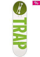 TRAP Deck Big Logo Leaf 8.20 green