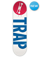 TRAP Deck Big Logo Reverse 8.125 white