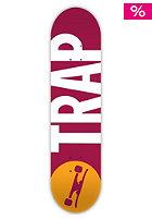 TRAP Deck Big Logo Wine 8.30 one colour