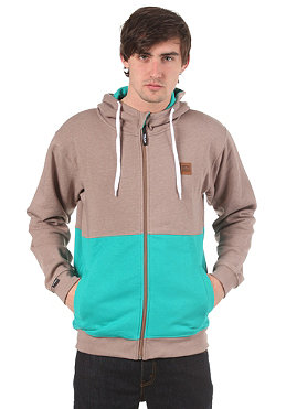 TRAP Elliot Hooded Zip Sweat stuccu/columbia