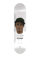 TRAP Faces J�rgen Horrwarth Deck white 7.75