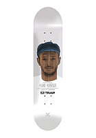TRAP Faces Kilian Heuberger Deck white 7.75