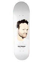 TRAP Faces Richie L�ffler Deck white 8.0