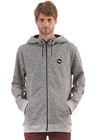 TRAP Henri Hooded Jacket grey