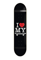 TRAP I Love My Board Deck black 7.625