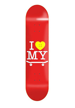 TRAP I Love My Board Deck red 8.00