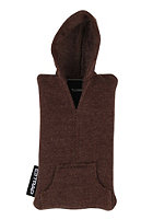 TRAP I phone Hoody heater brown