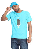 TRAP Ice Cream S/S T-Shirt scuba blue