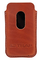 TRAP iPhone G4 Leather Case 12 brown