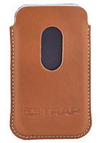 TRAP IPhone Leather Bag brown