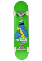 TRAP Kids Best Taste Complete Skateboard 7.3125 green