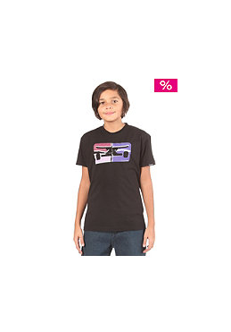 TRAP Kids Brocken S/S T-Shirt black