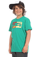 TRAP KIDS/ Brocken S/S T-Shirt kelly green