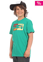 TRAP Kids Brocken S/S T-Shirt kelly green