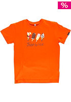 TRAP Kids New Ice Cream S/S T-Shirt orange