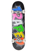 TRAP Kids Traped Complete Skateboard 7.25 black