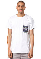 TRAP Melvin Pocket S/S T-Shirt white