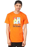 TRAP New Best Taste S/S T-Shirt orange