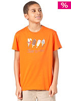 TRAP New Ice Cream S/S T-Shirt orange