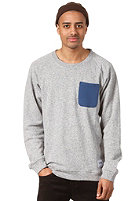 TRAP Sweat 0103 heather grey blue
