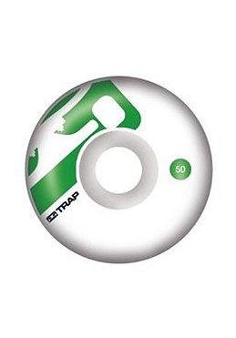 TRAP Wheels Big Truck green 50mm
