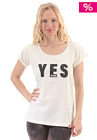 TRAP Womens Alea S/S T-Shirt off white