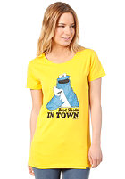 TRAP Womens Best Taste S/S T-Shirt lemon