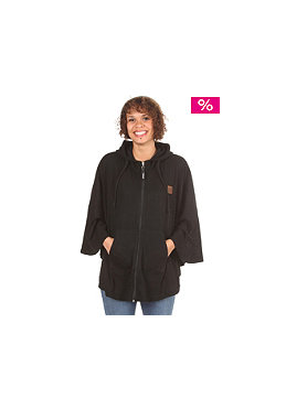 TRAP Womens Bibi Cape Jacket black
