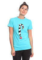 TRAP Womens Candy S/S T-Shirt scuba blue