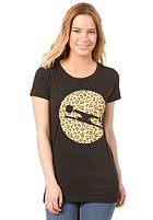 TRAP Womens Leo S/S T-Shirt black