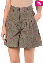TRAP Womens Vappu Skirt flower olive