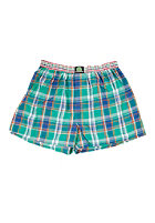 TREESOME Plaid Boxershort plaid green/blue