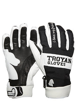 TROYAN T5 Shorty Glove black/white